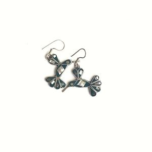 Mexican Hummingbird Earrings